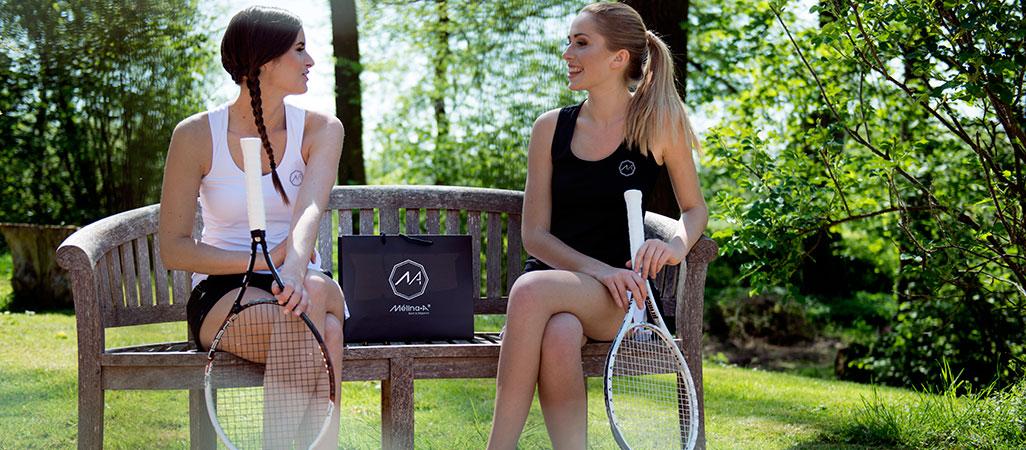 Melina A, Sport & Elégance, marque de prêt-à-porter sportive